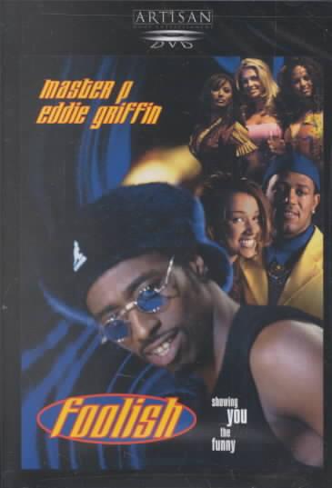 FOOLISH BY GRIFFIN,EDDIE (DVD)