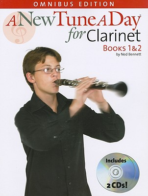 A New Tune A Day Clarinet By Music Sales Group (COR)